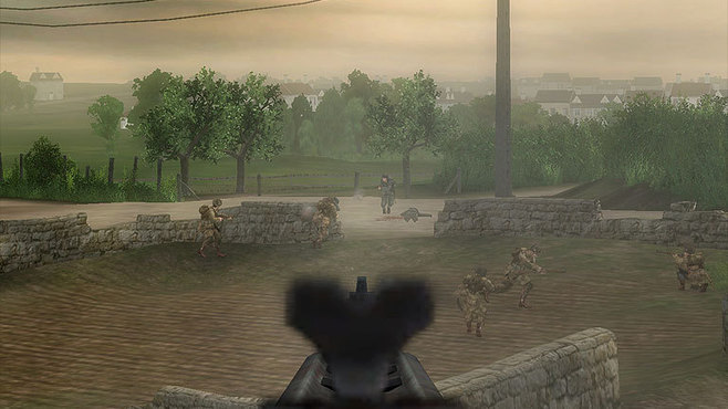 Brothers in Arms: Road to Hill 30 Screenshot 6