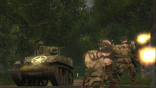 Brothers in Arms: Road to Hill 30 Screenshot 8