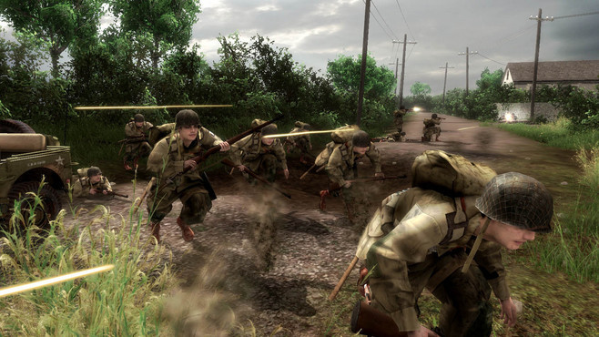 Brothers in Arms: Road to Hill 30 Screenshot 9