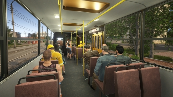 Bus Driver Simulator 2019 - Hungarian Legend Screenshot 10