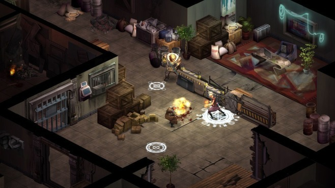 Shadowrun Returns Deluxe Screenshot 2