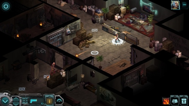 Shadowrun Returns Deluxe Screenshot 3