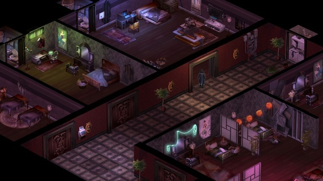 Shadowrun Returns Deluxe Screenshot 4