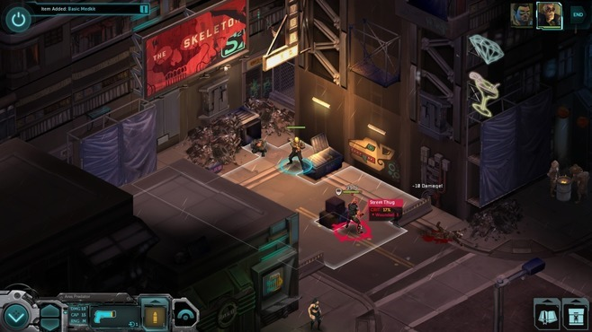 Shadowrun Returns Deluxe Screenshot 6