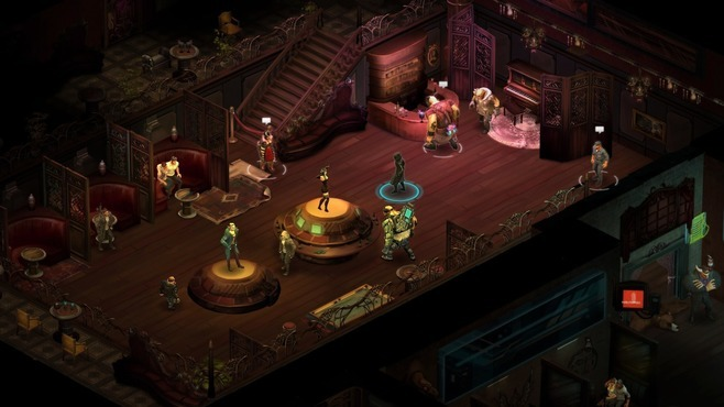 Shadowrun Returns Deluxe Screenshot 7