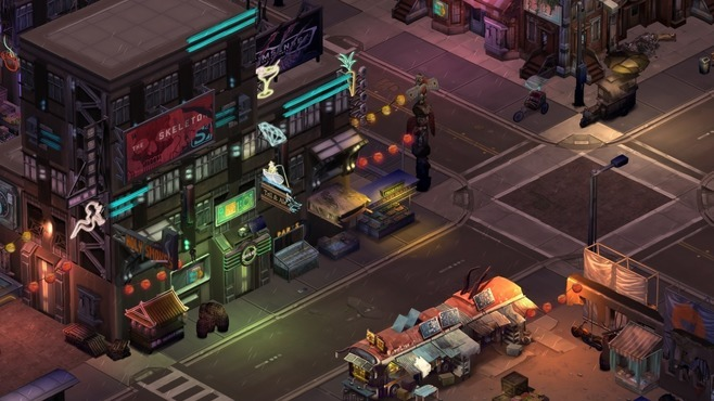 Shadowrun Returns Deluxe Screenshot 8