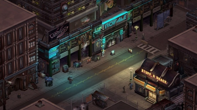 Shadowrun Returns Deluxe Screenshot 9