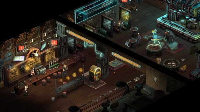 Shadowrun Returns Deluxe Screenshot 11