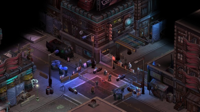 Shadowrun Returns Deluxe Screenshot 12