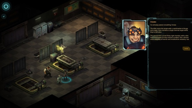 Shadowrun Returns Deluxe Screenshot 13
