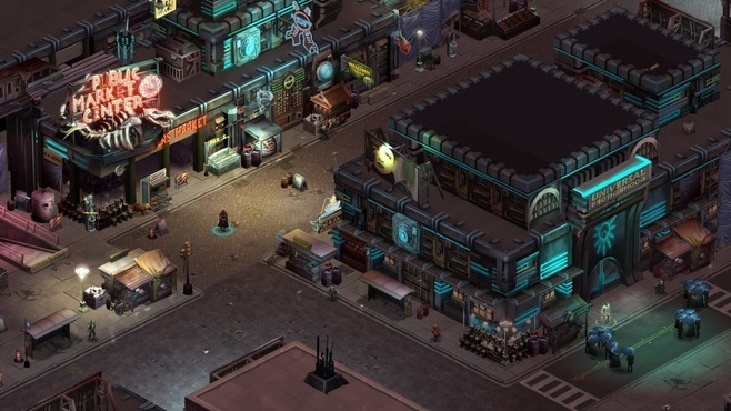 Shadowrun Returns Deluxe Screenshot 15