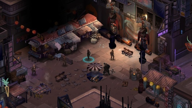 Shadowrun Returns Deluxe Screenshot 16