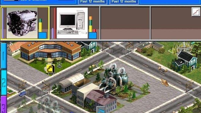 Capitalism 2 Screenshot 5