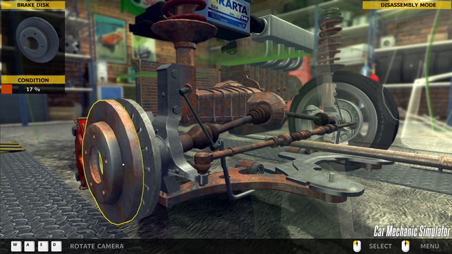 Car Mechanic Simulator 2014 Screenshot 4