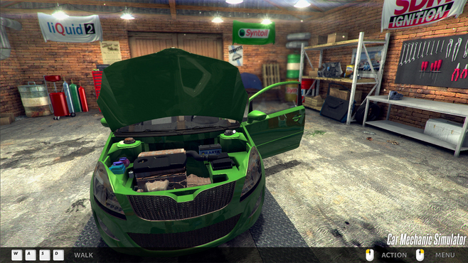 Car Mechanic Simulator 2014 Screenshot 7
