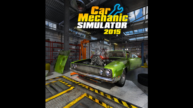 Car Mechanic Simulator 2015 Screenshot 1