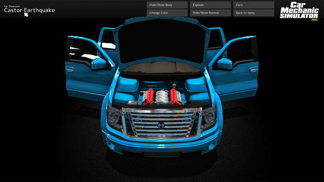 Car Mechanic Simulator 2015 Pickup & SUV DLC Screenshot 3