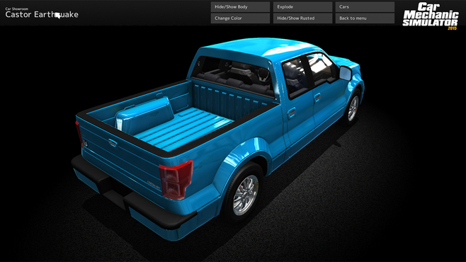 Car Mechanic Simulator 2015 Pickup & SUV DLC Screenshot 4