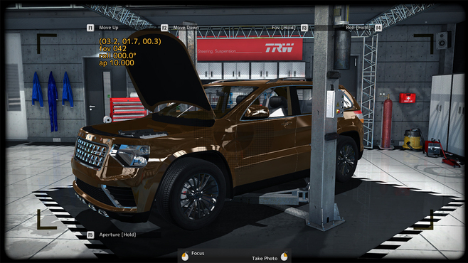 Car Mechanic Simulator 2015 Pickup & SUV DLC Screenshot 9