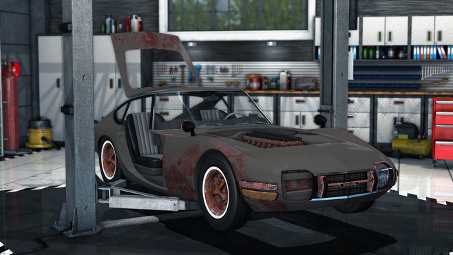 Car Mechanic Simulator 2015 Trader Pack DLC Screenshot 3