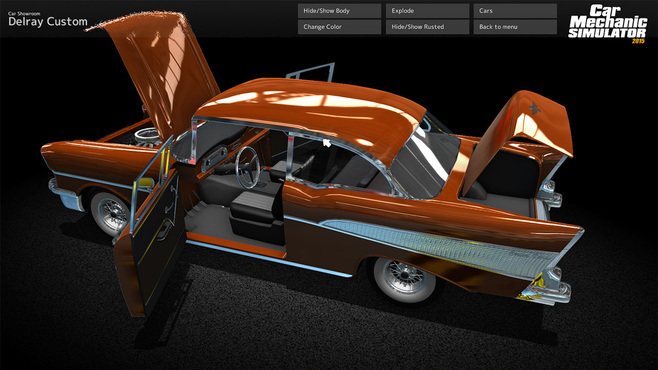 Car Mechanic Simulator 2015 Trader Pack DLC Screenshot 12