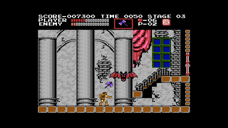 Castlevania Anniversary Collection Screenshot 2