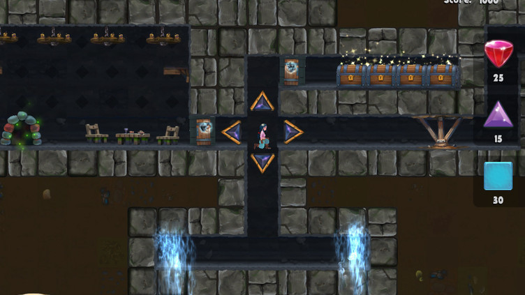Caves and Castles: Underworld Screenshot 2