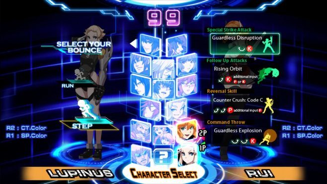 CHAOS CODE -NEW SIGN OF CATASTROPHE- Screenshot 2