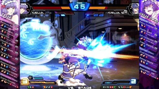 CHAOS CODE -NEW SIGN OF CATASTROPHE- Screenshot 4