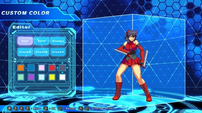 CHAOS CODE -NEW SIGN OF CATASTROPHE- Screenshot 7