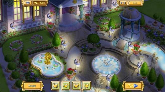 Chateau Garden Screenshot 3
