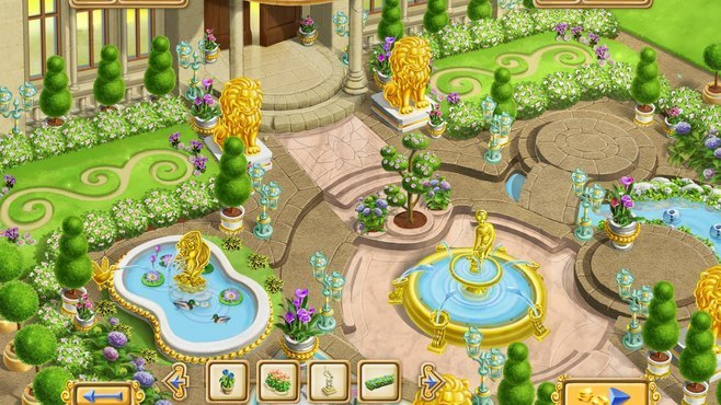 Chateau Garden Screenshot 5