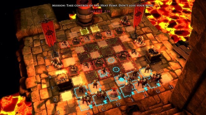 Chessaria: The Tactical Adventure Screenshot 1
