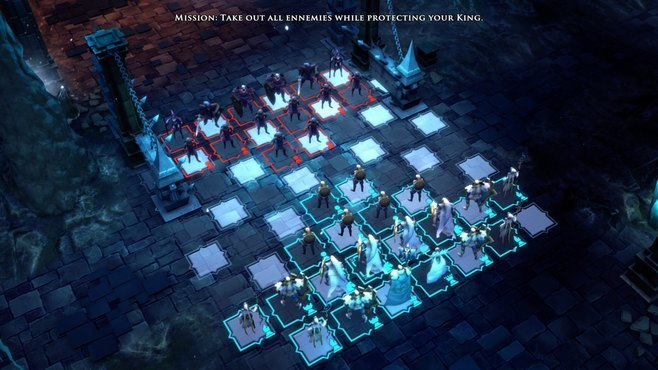 Chessaria: The Tactical Adventure Screenshot 5