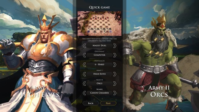 Chessaria: The Tactical Adventure Screenshot 8