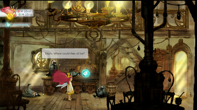 Child of Light Screenshot 2