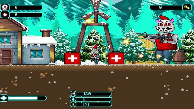 Christmas Cats Revenge Screenshot 4