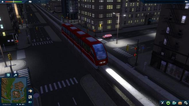 Cities In Motion 2: Marvellous Monorails Screenshot 7