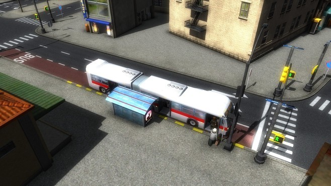 Cities In Motion 2: Players Choice Vehicle Pack Screenshot 9