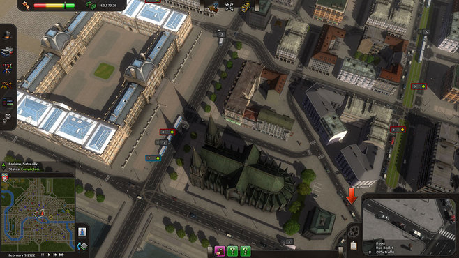Cities in Motion: Paris Screenshot 1