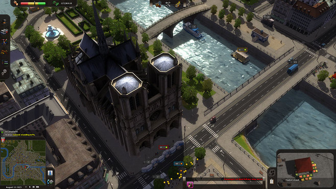Cities in Motion: Paris Screenshot 3