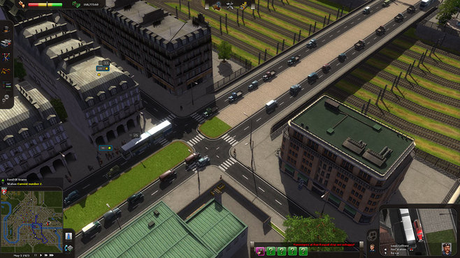 Cities in Motion: Paris Screenshot 7