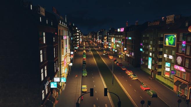 Cities: Skylines After Dark Screenshot 3