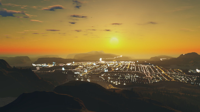 Cities: Skylines After Dark Screenshot 5
