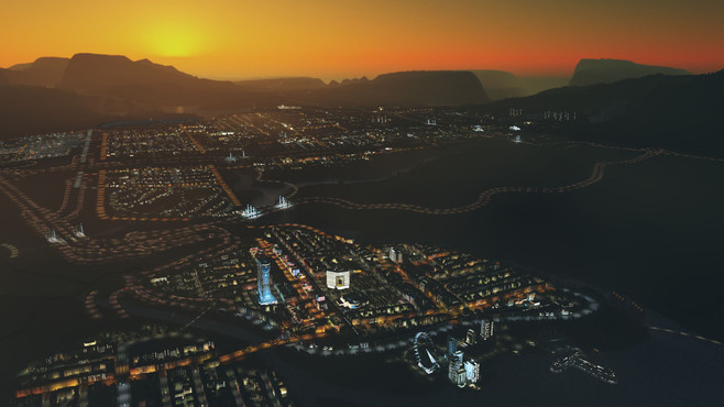 Cities: Skylines After Dark Screenshot 6