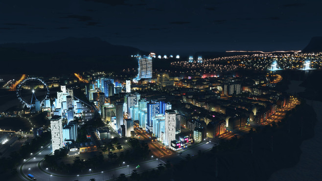 Cities: Skylines After Dark Screenshot 8