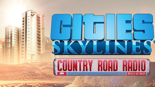 Cities: Skylines - Country Road Radio Screenshot 4