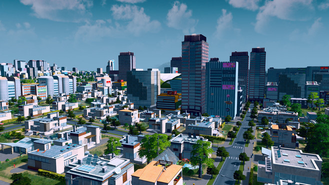Cities: Skylines Deluxe Edition Screenshot 1
