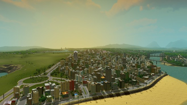 Cities: Skylines Screenshot 2