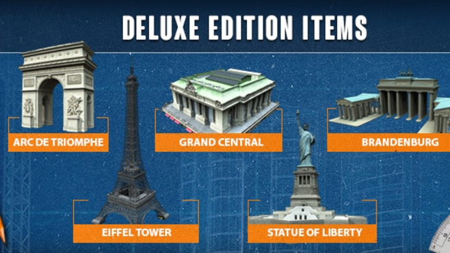Cities: Skylines - Deluxe Upgrade Pack Screenshot 1